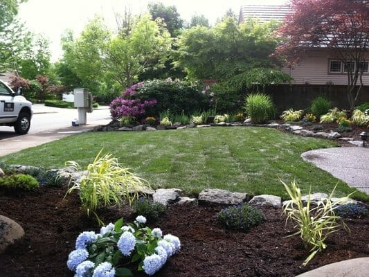 EO Landscaping provides landscape design and maintenance for residential and commercial properties | Lane Conty Oregon